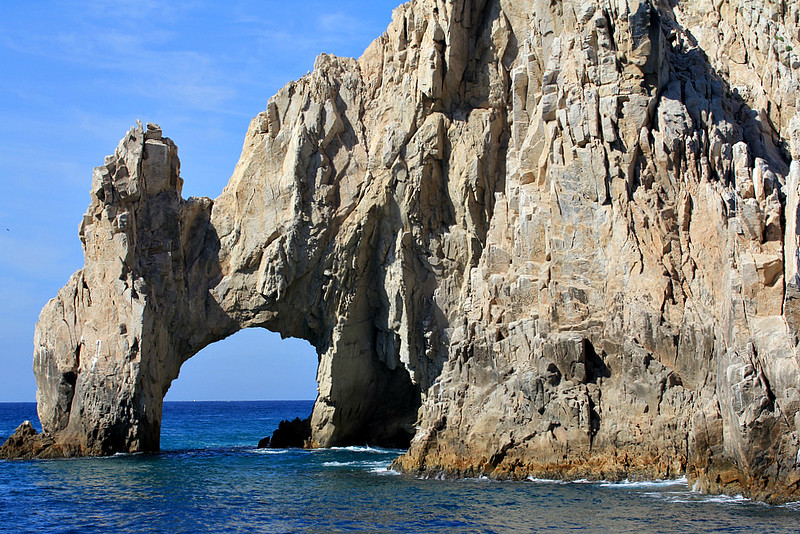 the Cabo 'Arch'