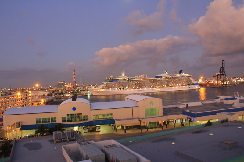 arrival Port Everglades-Ft Lauderdale 6am.. THEE END!