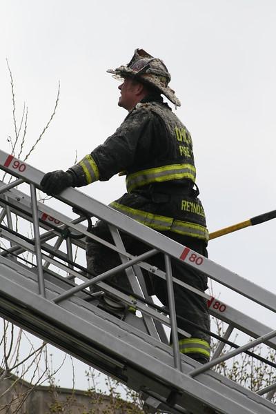 Chicago Fire Department Working Still Alarm Fire 4511 Michigan 360
