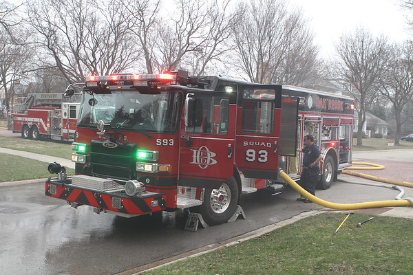 Hinsdale Fire Department Mabas  3rd  Alarm For The House Fire 329 e 6th Street