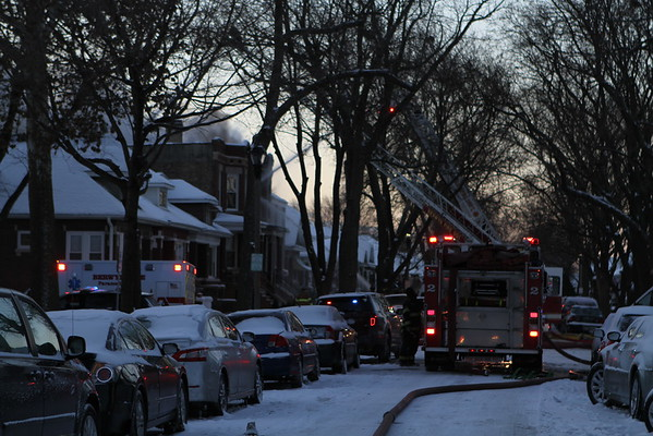 Berwyn Fire Department 2-11 Highland Ave
