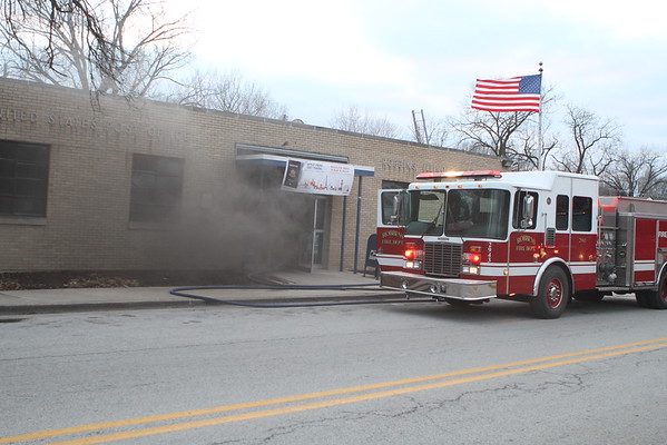 Robbins Fire Department Fire Dept Full Still At The Robbins Post Office