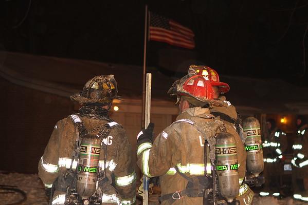 Calumet City Box Alarm House Fire 36 159th Street Vacant House