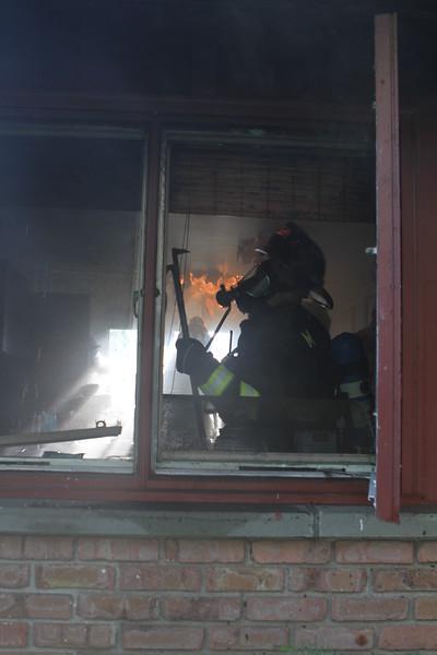 Antioch Fire Department 4-11 Alarm Fire 24063 Hawthorne Lane 1 Man Rescued