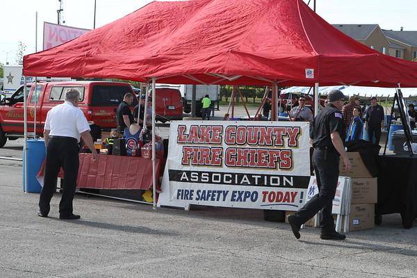Lake County Fire Expo 2017 Gurnee Mills
