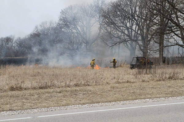 Lake County Forest Preserve Wildland Team