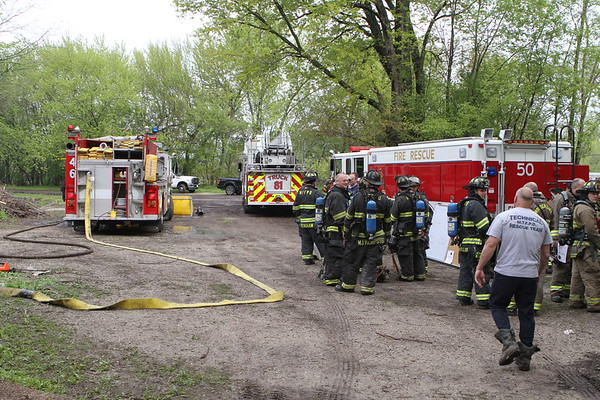 Mchenry Township Fire Protection District Day 1