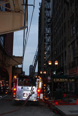 CFD 2-11 Alarm Fires
