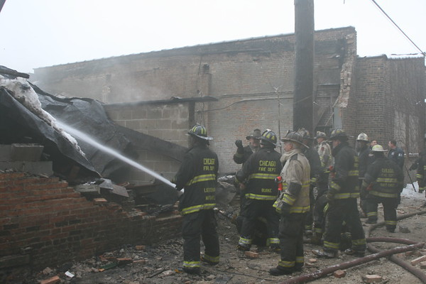 CFD 3-11 Alarm Fire W/a EMS Plan 2 And a Mayday For the Roof collapse At The Working Fire