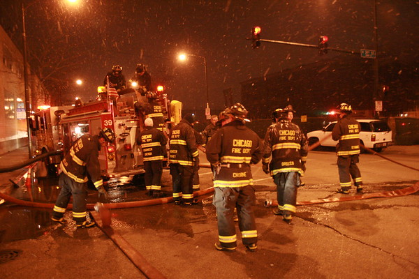 CFD 4-11 Alarm Fires