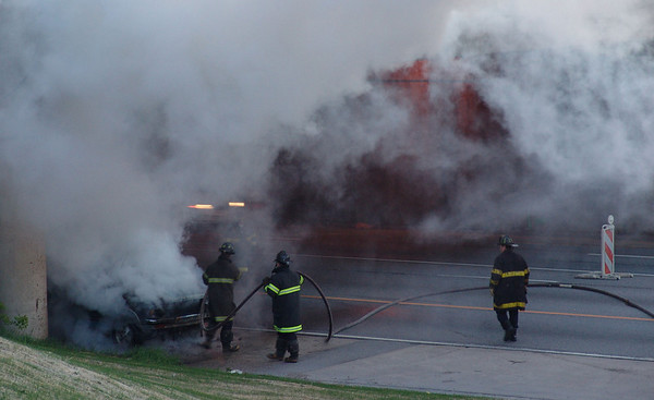 CFD Engine 84 Auto Fire Dan- Ryan @ 71st