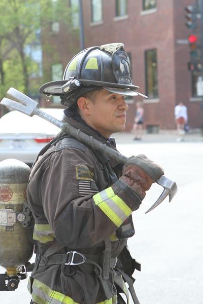 Chicago Fire Department Level 1 Haz-Mat 1808 N Clybourne