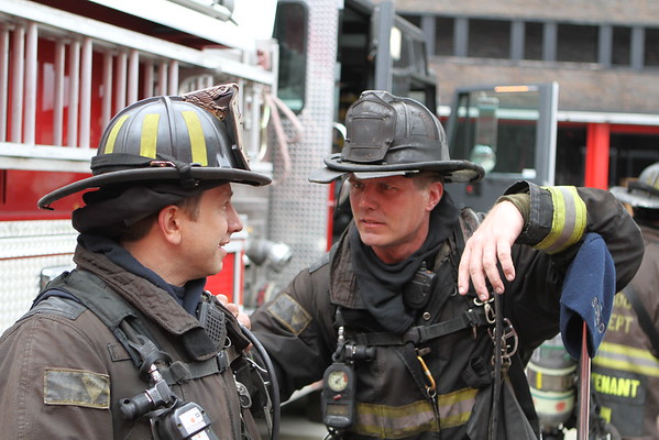 Chicago Fire Department  Quinn