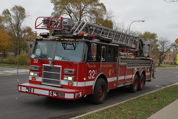 Chicago Fire Department Truck 48 Retirement Walk Out For Lt Casey