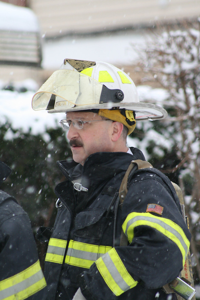 Evanston Fire Chief