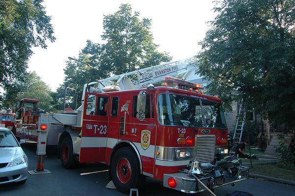Evanston Fire Dept