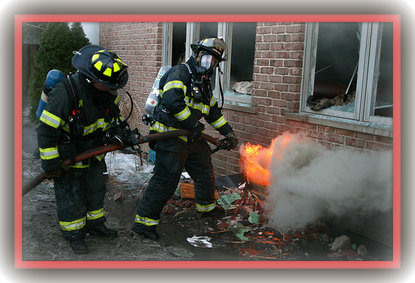 Lincolnwood Fire Department 2-11 Alarm Fire 6531 St Louis 2 Story House Basement Fire