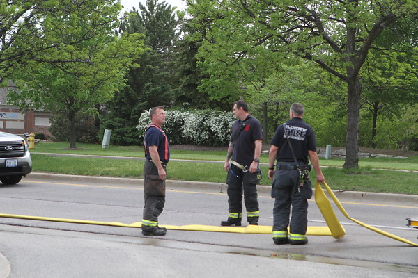 Northfield Fire Car Accident With A Tree And Fire