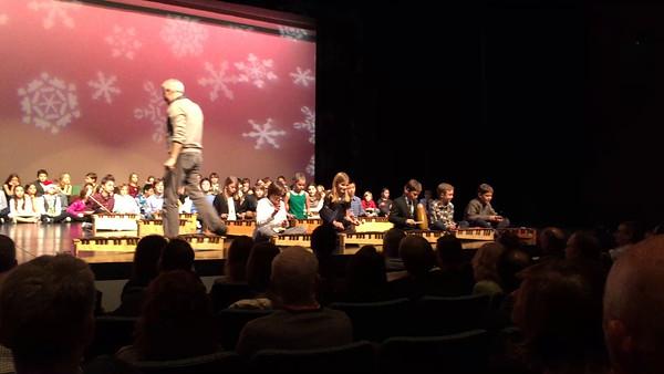 Mabin Christmas show 2015