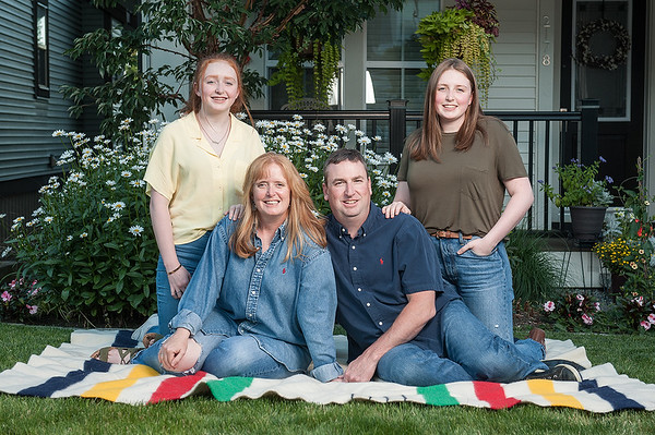 MacCormack Family Session