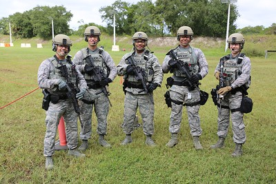 MacDill 6th Security Forces Squadron 2016