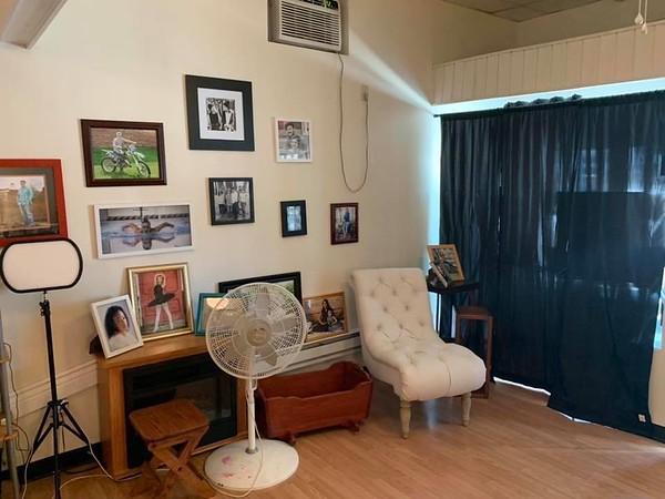 Indoor/Outdoor Studio