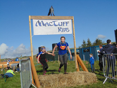 McTuff Kids Finish Line