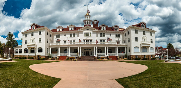 The Stanley Hotel, home to The Shining!