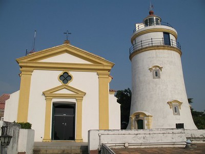 Gui Lighthouse & Fort