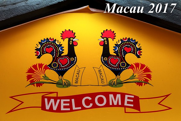 Macau & Philippines 2017 - The Sights