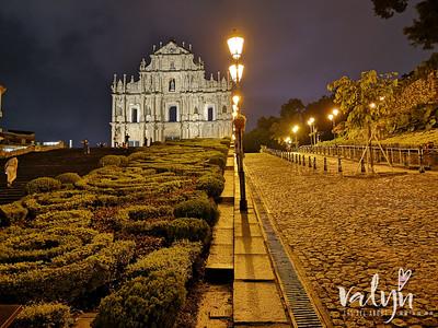 Macau Walkabout