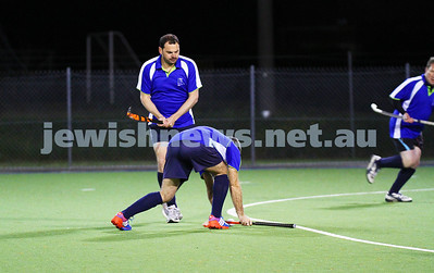 Maccabi Hockey. Veterans GF 2015
