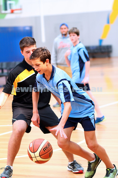 16-1-15. Melbourne Junior Carnival. boys basketball. photo: peter haskin