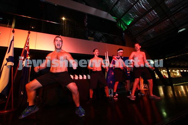 Maccabi Junior Carnival. Melbourne 2015.