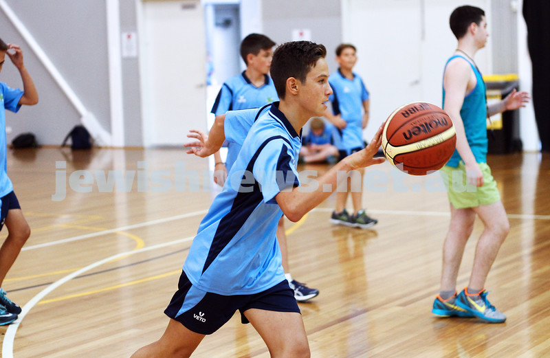 15-1-15. Melbourne Junior Carnival. Basketball. photo: peter haskin