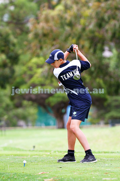 15-1-15. Melbourne Junior Carnival. Golf. photo: peter haskin