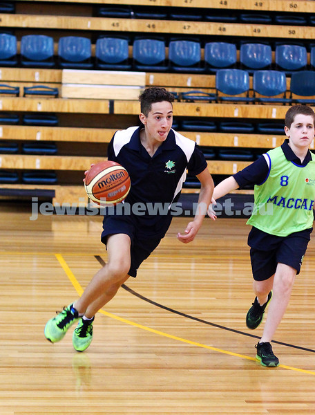 15-1-15. Melbourne Junior Carnival. Basketball. photo: peter haskin
