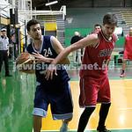 Basketball - Maccabi Kings vs Throwback Cheetahs. Kings lost 62 -32. Ricky Clennar with the ball.