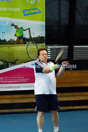 Maccabi Tennis. Vic v NSW 25-4-15
