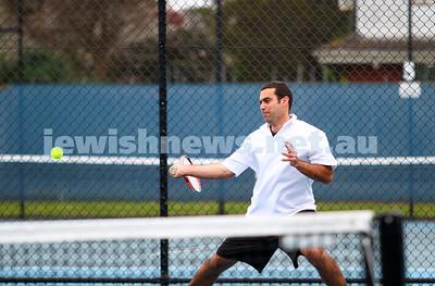 Maccabi Tennis semi final 29-8-15