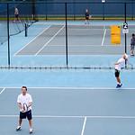 29-8-15. Maccabi Tennis. Semi final played at the Leon Haskin. Photo: Peter Haskin