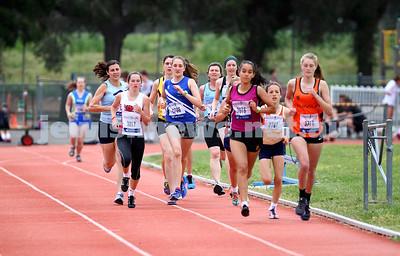 Maccabi Victoria Athletics 25-10-14