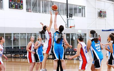 Maccabi Women's Warriors v White Eagles