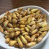 Cancha (fried corn)....my favorite appetizer.