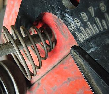 Tire Balancer Detail
