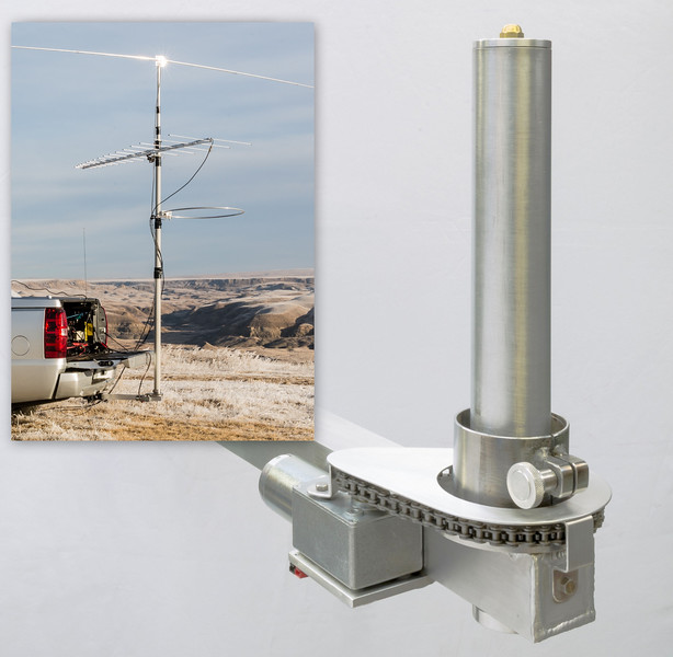 Mast/Antenna systems Rotator