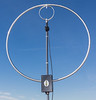 Takedown Magnetic Loop Antenna