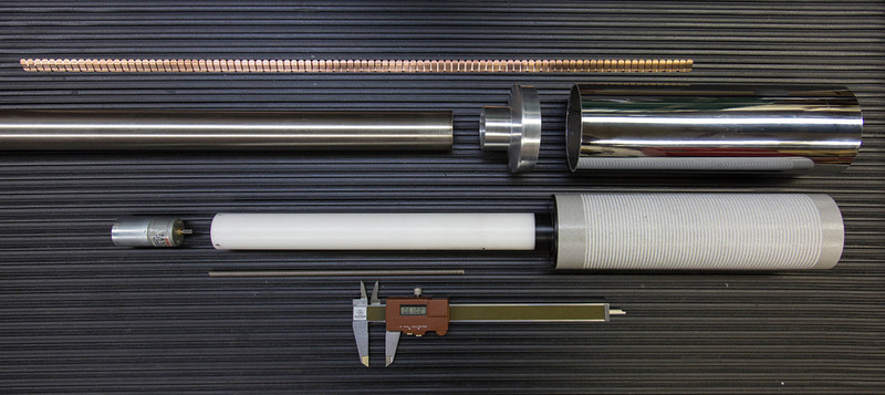 Gearmotor Antenna - Making Parts
