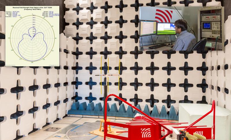 Take-Down Yagi -  The Antenna Lab