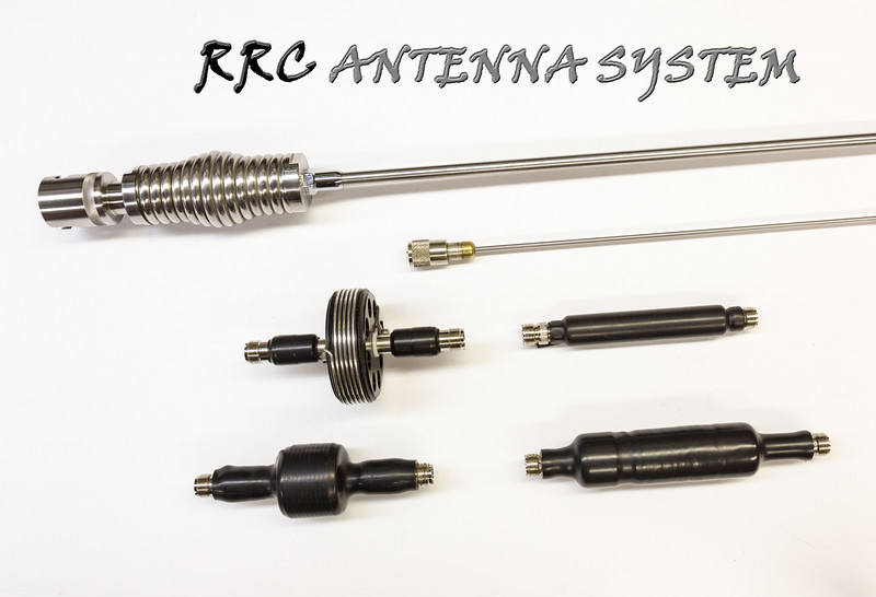 Really Rugged Coils Antenna System